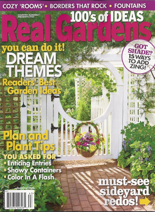 Cover of the magazine